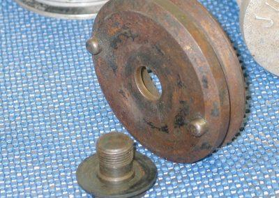 crank-pulley
